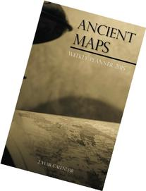 Ancient Maps Weekly Planner 2015: 2 Year Calendar