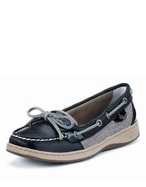 Sperry Top-Sider Angelfish Leather & Mesh Boat Shoes
