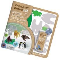 Endangered Species by Sud Smart Animal Kingdom Bath Puzzles