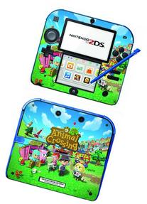 Skinhub Animal Crossing Leaf Game Skin for Nintendo 2DS