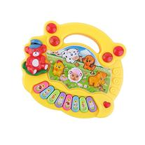 New Baby Kids Animal Farm Musical Educational Piano Music