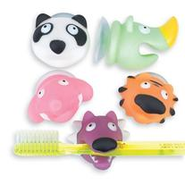 Animal Toothbrush Holders - 24 per pack