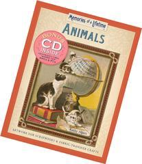 Animals Book & CD