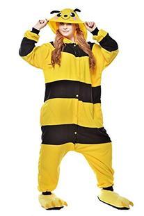 Adult Unisex Anime Cosplay Outfit Costume Onesies Pajamas