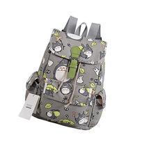 Seamand Anime My Neighbor Totoro Backpack Bag School Bag