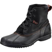 Sorel Ankeny Boot - Men's Black/Grill, 11.5