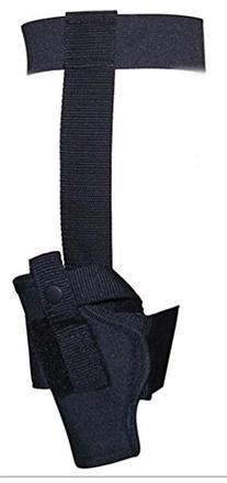 Size 12 Ankle Holster Concealed Carry Pistol Handgun. 380