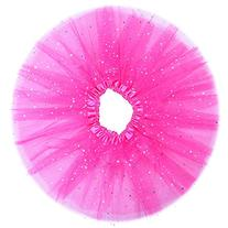 "Anleolife 12"" Baby Girls Fluffy Birthday Tutu Skirt Girls"