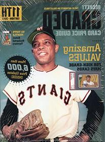 Annual Beckett Graded Card Price Guide Book 11th Edition