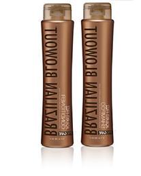 Brazilian Blowout Anti-Frizz Shampoo & Conditioner 12-ounce