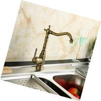 Antique full copper kitchen faucet / Caipen leader
