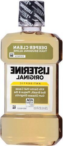 Listerine Listerine Antiseptic Mouthwash Original, original