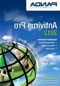 Panda Antivirus Pro 2012 1 PC