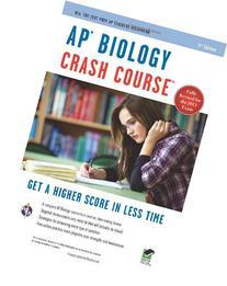 AP® Biology Crash Course Book + Online  Crash Course