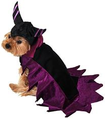 AP1093-XS Wicked Dark Fairy Dog Costume