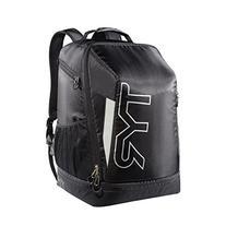 TYR Apex Transition Bag, Black/Silver, Medium