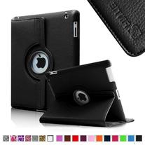 Fintie Apple iPad 2/3/4 Case - 360 Degree Rotating Stand