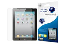 Tech Armor Apple iPad 4, 3 & 2  High Defintion  Clear Screen