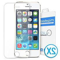 iPhone 5S Screen Protector, Maxboost iPhone 5S / 5 / 5C