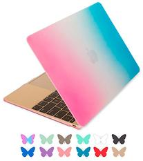 Mosiso Plastic Hard Case Cover for New Macbook 12 Inch with