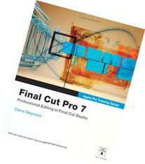 Apple Pro Training Series: Final Cut Pro 7
