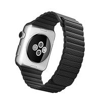 Apple Watch Band 42mm, BRG Leather Loop with Adjustable