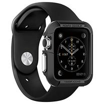 Spigen Rugged Armor for Apple Watch Case with Resilient