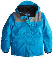 686 Boy's Approach Insulated Jacket, Medium, Blue