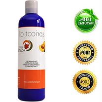 Apricot Kernel Seed Oil for Skin Hair Growth & Face - Pure