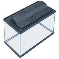 All Glass Aquarium AAG09009 Tank and Eco Hood Combo, 10-