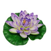 Jardin Aquarium Garden Pond Floating Lotus Decoration,