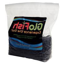Glofish Aquarium Gravel, Solid Black, 5-Pound Bag