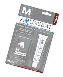 Aquaseal Repair Adhesive, 3/4-Ounce + Black Colorant Kit