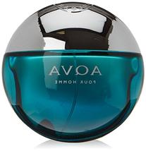 Bvlgari Aqva Eau de Toilette Spray for Men, 5 Ounce