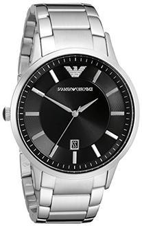 Emporio Armani Men's AR2457 Dress Silver Watch