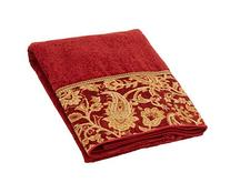 Avanti Linens Arabesque Hand Towel, Brick