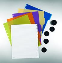 Staples? Arc Notebook System Accessory Kit, Letter Size,