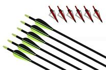 "Buffalo 31"" Archery Hunting Fiberglass Arrows Target"