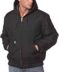 Carhartt Men's Arctic Quilt Lined Yukon Active Jacket,Black,