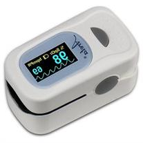 Easy@Home Areta Fingertip Pulse Oximeter with Dual-color