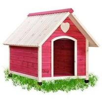 Arf Frame Dog House in Pink, X Small