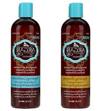 Hask Argan Oil shampoo & conditioner set 12oz