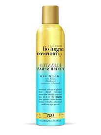 OGX Argan Oil of Morocco Elevated Finish Spray, 8.5 Ounce