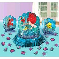 Ariel the Little Mermaid 'Dream Big' Table Decorating Kit