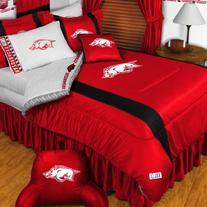 NCAA Arkansas Razorbacks Football Full-Double Bedding Set
