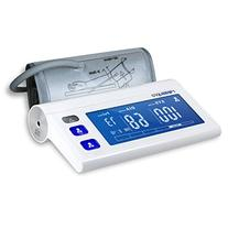 MeasuPro Arm Digital Blood Pressure Monitor with Heart Rate