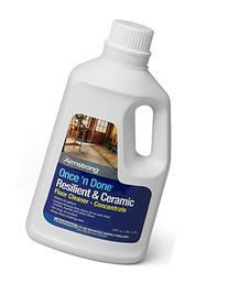 Armstrong 330408 Once 'N Done Concentrated Floor Cleaner, 1-