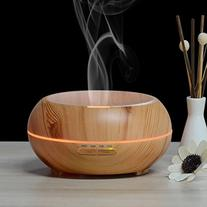 InnoGear Aromatherapy Essential Oil Diffuser Ultrasonic Cool