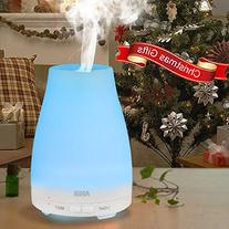 Ecandy Aromatherapy Essential Oil Diffuser Ultrasonic Cool