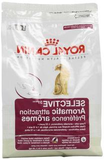 Royal Canin Aroma Selective Dry Cat Food, 3 lb. bag